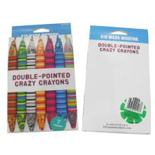 7 pcs artiste professionnel dessin mixte couleur crayon de cire