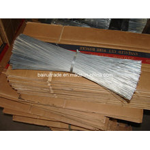 Galvanized Straighten Wire/Cutting Wire Galvanized/Gi Cut Wire