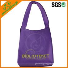 promotional non woven shopping bag shoulder bag