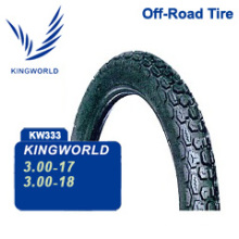 China Manufacturer Natural Rubber Motorcycle Tire