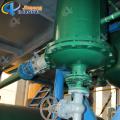 Máquina de pirólise de pneus de plástico para diesel