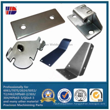 Carbon Steel Punching Machinery Part for Electronic Devices