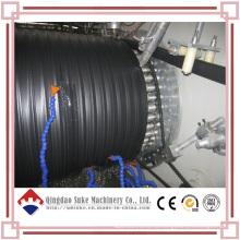 HDPE-große Durchmesser-hohle Wickelrohr-Verdrängungs-Maschinen-Linie