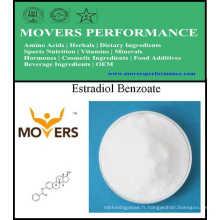 Meilleur-vente de benzoate d'estradiol 99% 50-50-0