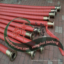 Steel Wire Embedded Rubber Hose to Poland
