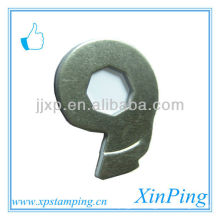 China cheap custom stampings iron parts