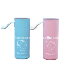Cartoon Design Neoprene Drink Bottle Holder (SNBC07)