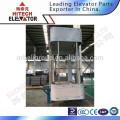 Cabine de vidro para elevador panorâmico
