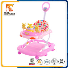 2016 New Model Baby Walker for Kids with Pushbar