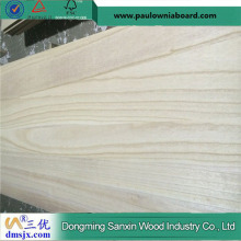3mm Edge Glued Paulownia Panels for Surfboard
