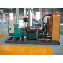 Установленный генератор дизеля Шанхай 500kw