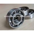Высококачественный стальной шариковый подшипник Нержавеющая сталь 6204 с наименьшей ценой!