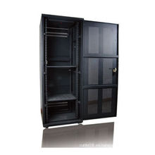 32u Luxury Type Cabina estándar de interior de telecomunicaciones con puerta de cristal