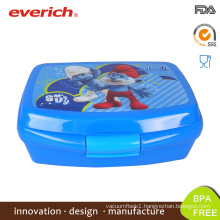2016 New Design BPA Free Everich Bento Lunch Box