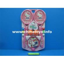 Venda quente de plástico brinquedos esporte set (801638)