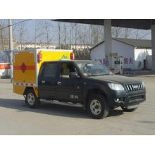 JMC 4X4 Blasting Equipment Transport Truck
