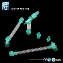 Medical Surgical Breathing Circuit Extension Tube