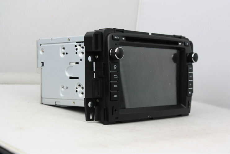 GMC Yukon Tahoe Multimedia Car Audio