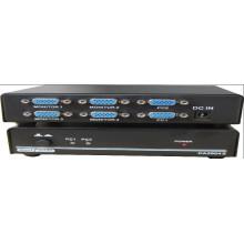 2X4 VGA Splitter 350MHz (CA350204)