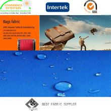 Жаккард с полиуретановым покрытием 100% полиэстер 400d Катионный ткань с напечатанным