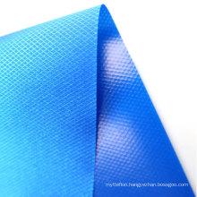 Wholesale Inflatable Lightweight Mattress High Strength TPU Laminated Fabric 70D Nylon Check Fabric TPU