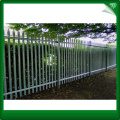 PVC coated Stainless steel palisade fencing