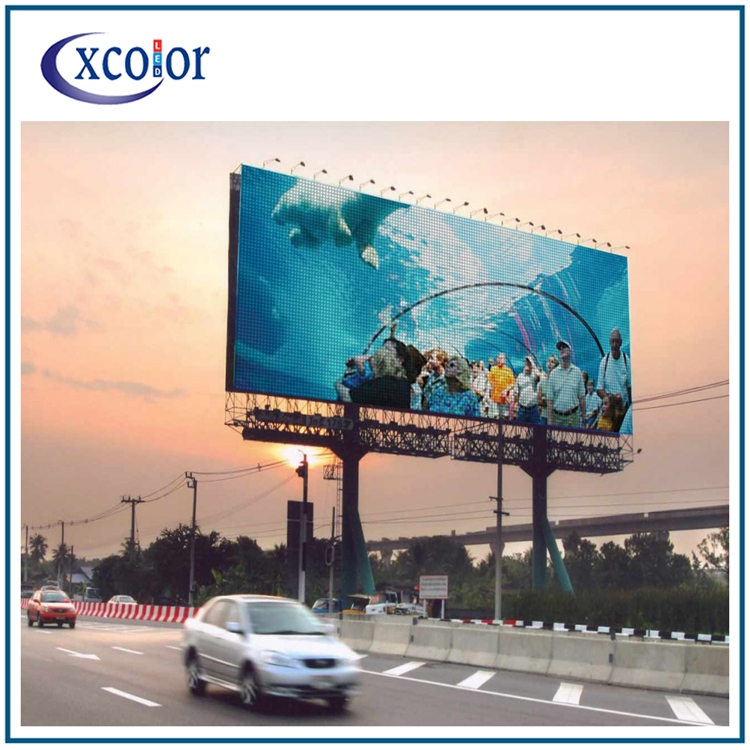 Led billboard display