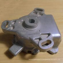 Turbine de pompe à eau en acier inoxydable (moulage de précision)