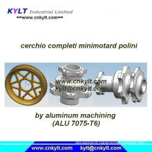 Self-Balanced Vehicle Aluminum Die Casting Wheels