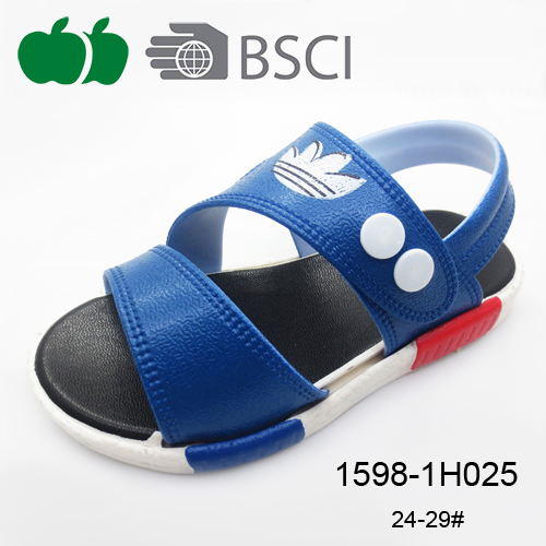 2016 Latest New Style Summer Comfortable Boys Sandal Shoes