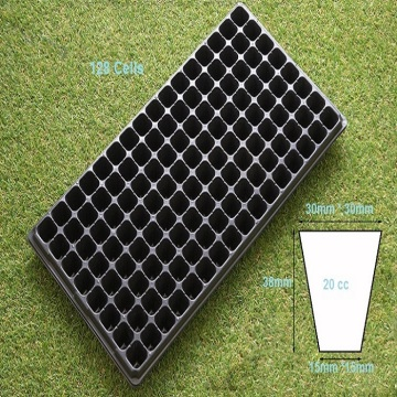 Skyplant 128 Holes Plastic Rice Seedling Tray