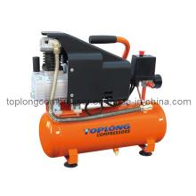 Bomba de compresor de aire portátil impulsada directa mini pistón (H-1009)