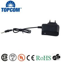 Chargeur mobile de voyage TP-C18A02 pour téléphone intelligent, chargeur de voyage à fil chaud avec chargeur de voyage CE