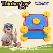Educational Toy for Kids in Geometrical Foam
