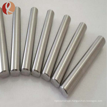 Polished Pure Tungsten Rod/bar