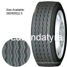 385/65r22.5 Trailer Tyre, Doupro Good Quality Truck Tyre