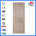 JHK-M03 Natural Ash Custom Embossed HDF Wood Door Skin Design