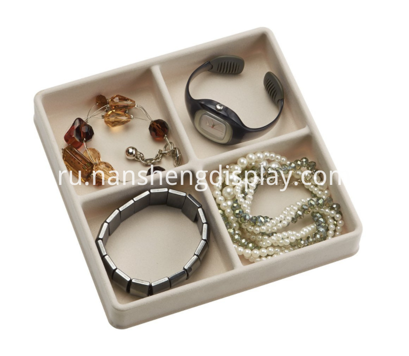 Jewelry Earrings Necklaces Bracelets Organizer Holder Box