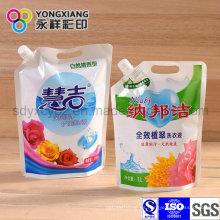 Orden personalizado de Accpet y biberón de lavado líquido Detergente