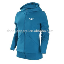 2013 WANAX Women Track Jacket para jogging e treinamento