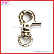 Cierres de metal ligero de alta calidad para accesorios de bolsos