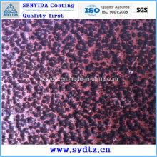 Hot Art Polyester Pulverlackierung