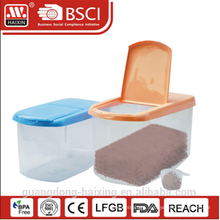 Popular Plastic Rice Container