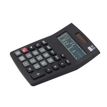 Large Display Dual Power Desktop Business Calculator