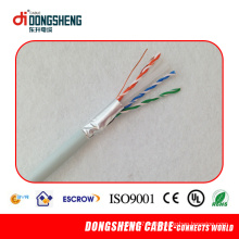 24 años cable de la fábrica CAT6 FTP Cable