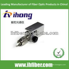 FC PC adaptador de fibra nua caixa quadrada