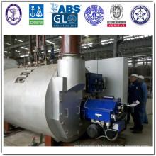 Horizontale Dieselöl Dampfkessel