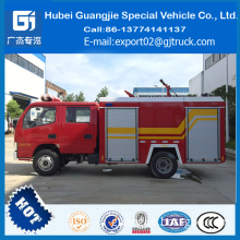 DongFeng new fire truck for salerescue double cabin 4*2 fire fighting truck