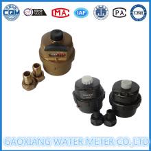 Compteur d'eau volumétrique du compteur d'eau Fabricant (DN15-DN25)