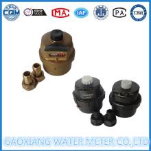 Compteurs d'eau volumétrique de type Kent à haute qualité (DN15-DN25)